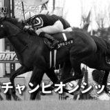 第36回マイルチャンピオンシップ(GⅠ)攻略データ(2)