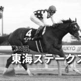 第37回東海テレビ杯東海ステークス(GⅡ)攻略データ(1)
