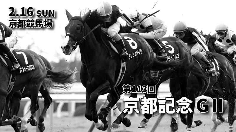 第113回京都記念(GⅡ)攻略データ(3)