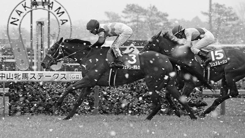 第38回ローレル競馬場賞中山牝馬ステークス(GⅢ)結果