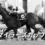 第51回読売マイラーズカップ(GⅡ)攻略データ(3)