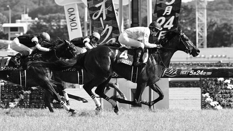 第81回優駿牝馬(オークス)(GⅠ)結果