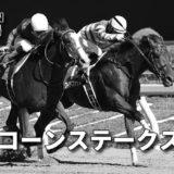 第25回ユニコーンステークス(GⅢ)攻略データ(2)