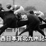 第55回テレビ西日本賞北九州記念(GⅢ)攻略データ(1)