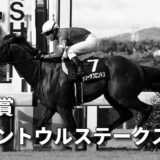 第34回産経賞セントウルステークス(GⅡ)攻略データ(3)