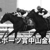 第70回日刊スポーツ賞中山金杯(GⅢ)攻略データ(2)