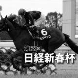 第68回日経新春杯(GⅡ)攻略データ(1)