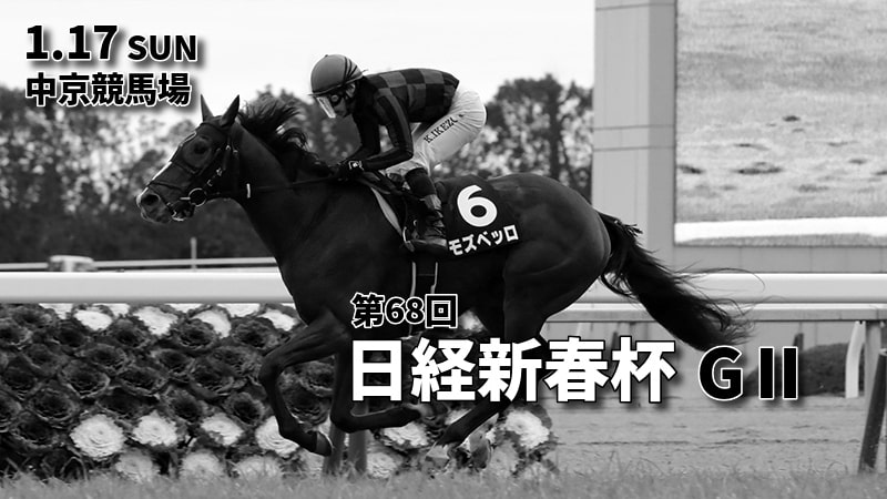 第68回日経新春杯(GⅡ)攻略データ(2)