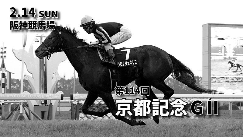 第114回京都記念(GⅡ)攻略データ(1)