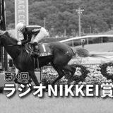 第70回ラジオNIKKEI賞(GⅢ)最終予想