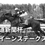 第69回北海道新聞杯クイーンステークス(GⅢ)最終予想