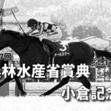 第57回農林水産省賞典小倉記念(GⅢ)攻略データ(2)