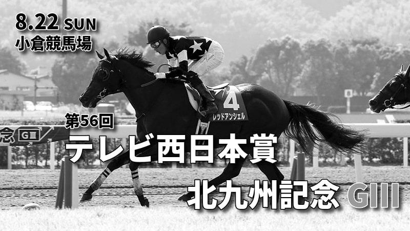 第56回テレビ西日本賞北九州記念(GⅢ)攻略データ(2)
