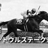 第35回産経賞セントウルステークス(GⅡ)攻略データ(2)